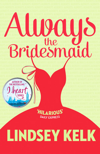 always-the-bridesmaid